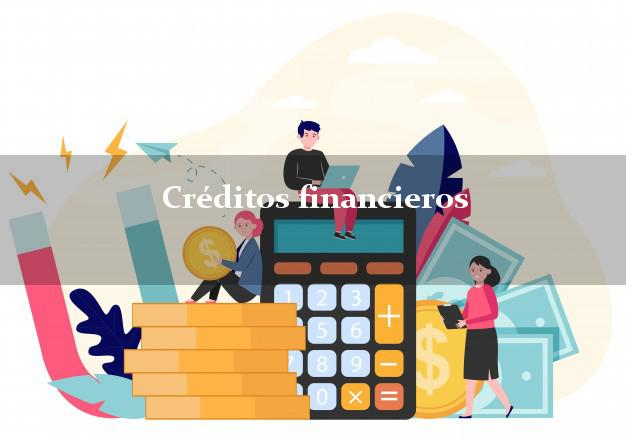 Créditos financieros
